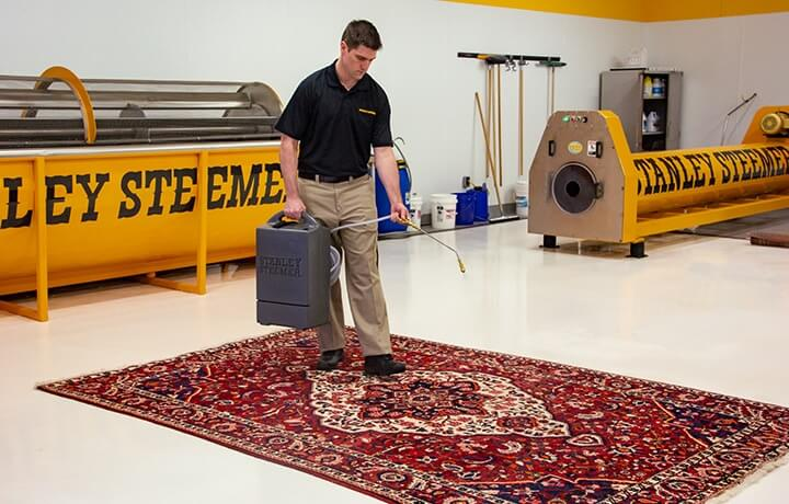 Oriental Rug Cleaning Stanley Steemer