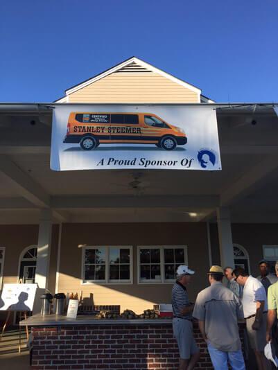 Stanley Steemer Proud sponsor of Special Equestrians Golf Tournament in Birmingham Alabama