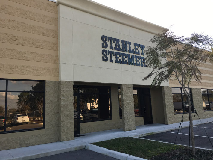 Lakeland Florida Stanley Steemer building in Lakeland Florida