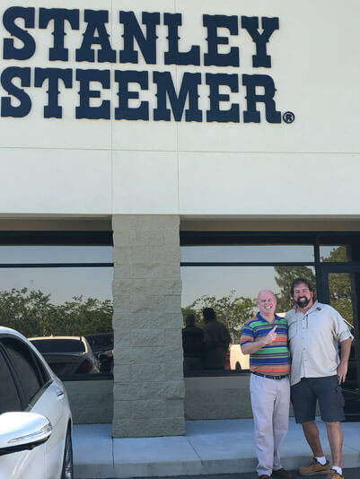 Lakeland Florida Stanley Steemer employees