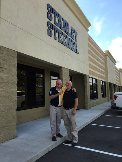 Stanley Steemer friends in Lakeland Florida
