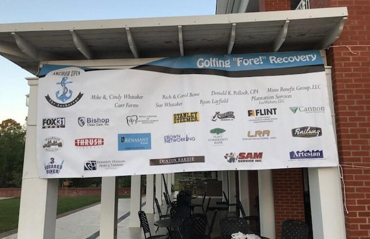 Stanley Steemer Sponsorship in Leesburg Georgia