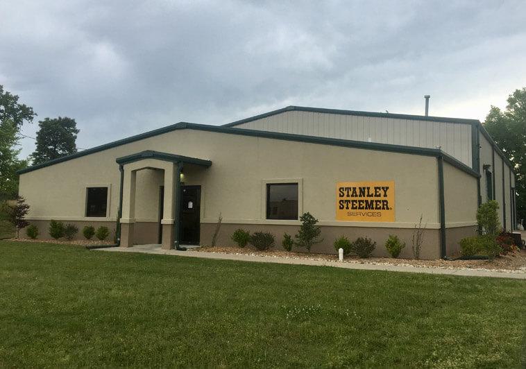 Stanley Steemer Building in Maumelle Arkansas
