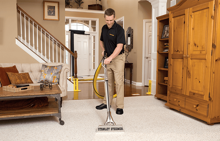 The best carpet steam cleaning.