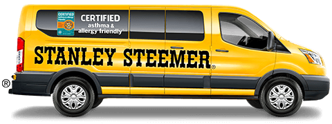 Stanley Steemer Van Icon