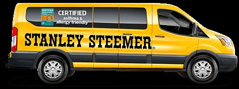 Stanley Steemer Van Icon