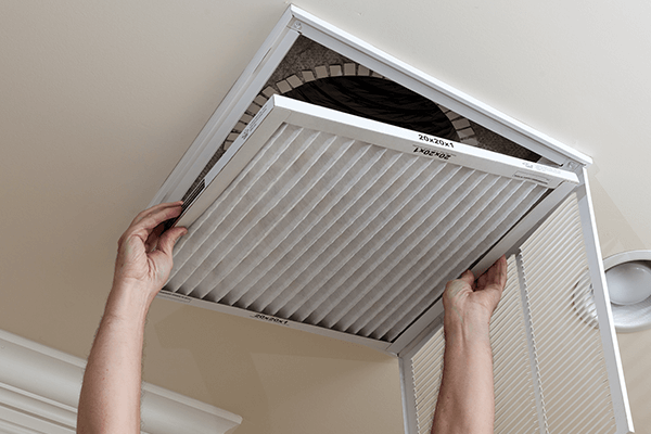 Use A HEPA Filter To Remove Dust Mites